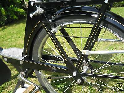 6 FILETS OR POUR SOLEX VELOSOLEX en 1mm + LOSANGE DU 660 AU 2200