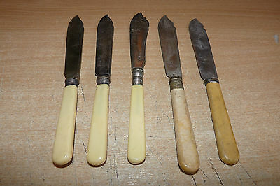 Vintage Cutlery Set Of Mixed  Interesting Items -Pls Look - Silly Cheap