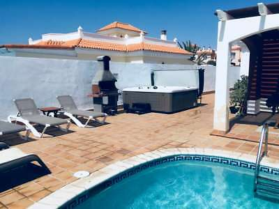 4 bed for 8 Guests Private Luxury Villa Caleta De Fuste Fuerteventura 22-29 Sept