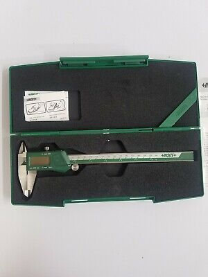 """NEW IN FITTED CASE INSIZE 0-6/"""" DIAL CALIPER #1311-6 W// FREE SHIPPING!"""