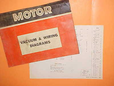 1967 1968 1969 1970 1971 plymouth barracuda dodge dart vacuum+wiring  diagrams