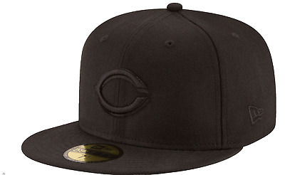 cf4edc9cde7 ROCKSMITH TEAM NEW Money 59FIFTY New Era Black Fitted Baseball Hat ...