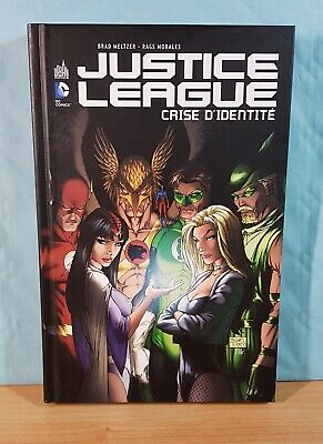 Comic VF DC _ Justice League - Crise d'identité _ 1ère ed° Urban Comics 2013 !