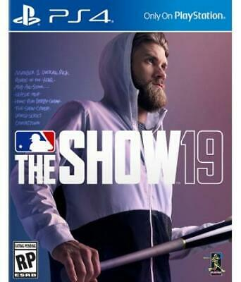MLB 19 The Show (PlayStation 4)