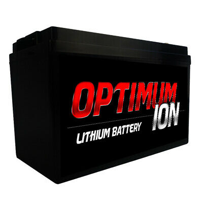 12V 100ah Lithium Iron LiFePo4 Deep Cycle Charge Battery Power Caravan Solar
