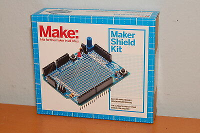 Make: Maker Shield Kit, Kits for the Maker in all of us