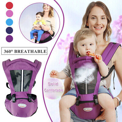 Baby Carrier Ergonomic Baby Shower Sling Waist Stool Backpacks With Hip Seat