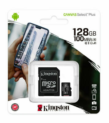 128GB Micro SD XC Memory Card For Nintendo Switch Gaming Console