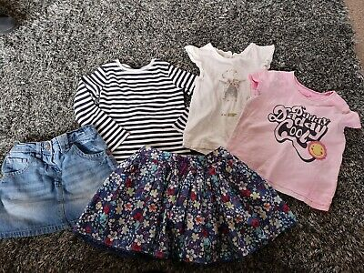 Girls clothes bundle age 2-3 years M&S and Next