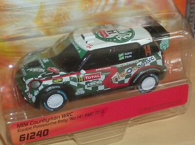 Carrera Go 61240 Mini Countryman WRC Nr. 14 in OVP