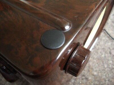 Bakelite Radio Bush DAC90A Access Hole Blanks