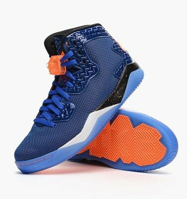 "hot sales 112e3 f2412 Nike Air Jordan Spike Forty PE NYC ""Knicks"" UK 7 EU 41 US 8"