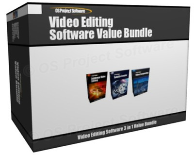Collection - Pro Video Movie Film Maker Editing Software sony magix vegas type