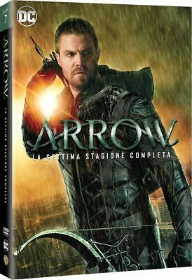 Arrow 7 - La Settima Stagione Completa (5 Dvd) Serie Tv Dc Comics Italia