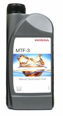 Genuine Honda MTF Transmission Fluid - 1 Litre