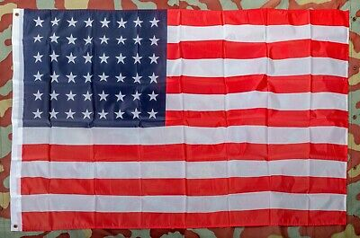 Bandiera Stati Uniti stelle e strisce Old Glory US flag 48 Stars and Stripes