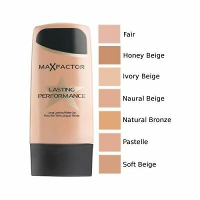 Max Factor Lasting Performance Foundation 35ml Choose Your Shade