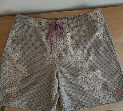 8eca7127e9 Massimo Dutti Floral Mens Blue Swimming Trunks Shorts Size XL 36/38 inch  Waist. £28.00 Buy It Now 12d 17h. See Details. Mens size L (40) Designer  TED BAKER ...