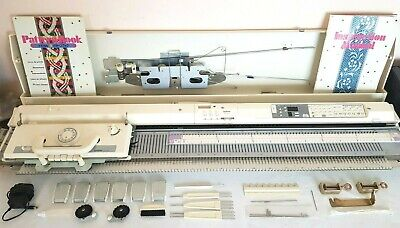 Rare Brother Knitting Machine Kh270 Kh-270 Electronic Bulky Gauge 9Mm Machine