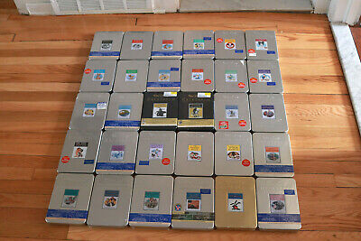 Walt Disney Treasures BRAND NEW Complete 30-Set DVD Collection ALL SEALED RARE