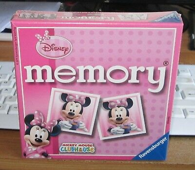Ravensburger 22181 Disney Mickey Mouse Clubhouse Memory