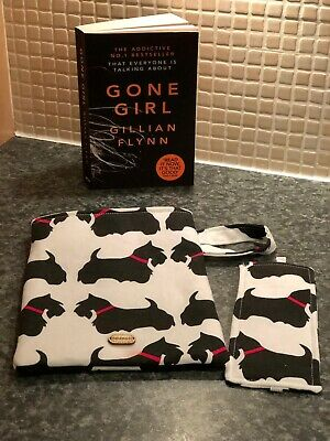 Scottie Dog Book Sleeve & Bookmark. Kindle Protector Bn