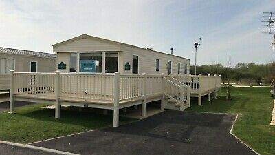 Static caravan to rent Tattershall Lakes 8 Berth with Hot Tub
