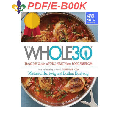 The Whole30 Fast and Easy Cookbook 🔥/📥⏰E-B00K/📥⏰Fast Delevery⏰⚡