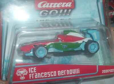 Carrera Go 64022 Disney-Pixar Cars Ice Francesco Bernoulli in OVP