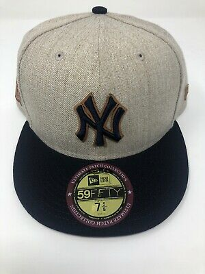 7f1ad86cd38486 New York Yankees New Era Ultimate Patch Collection 59Fifty Hat, Size 7 5/8