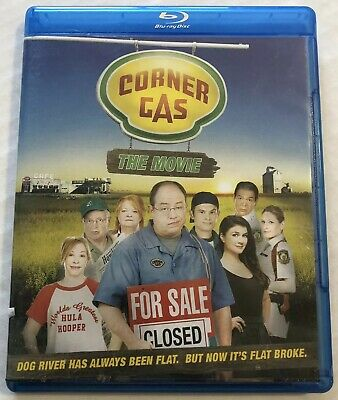 Corner Gas The Movie (Bluray, 2014) Canadian