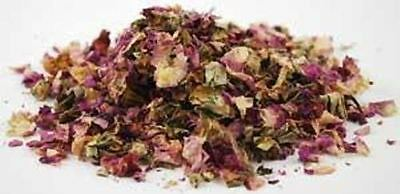 Rose Petals pink 2oz (Rosa gallica) Wicca Pagan Witchcraft Herb Altar Supply