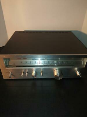 Pioneer TX-8500 11 Silver Face  Stereo Tuner.Receiver AM/FM vintage 1977-1979