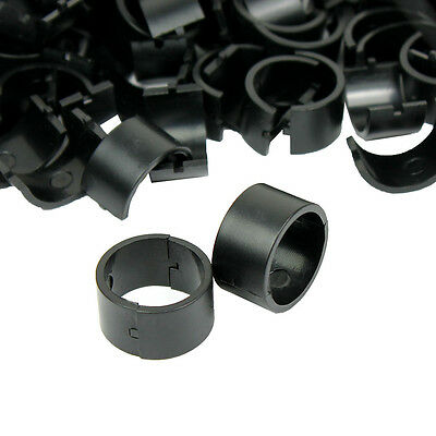 """50 Pack 30mm to 1"""" Rifle Scope Mount Reducer Insert - 1 inch Scope Ring Adapter"""