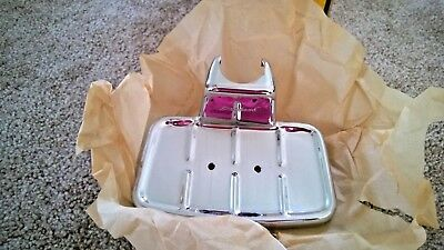 American Standard Chromard Soap Dish For Use On Faucet R-4155-Dish Only