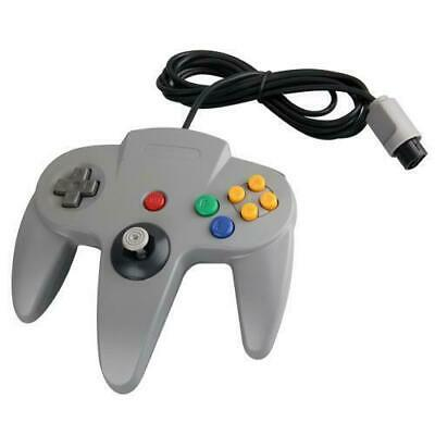 Gaming Wired Controller Gamepad Joystick for Nintendo N64 / N64 Replica System