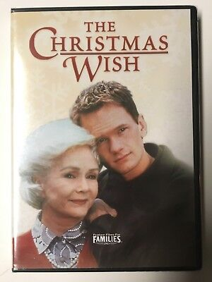 Christmas Wish Feature Films For Families DVD