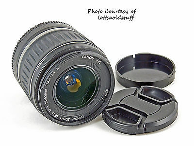 canon zoom lens EFS 18-55mm