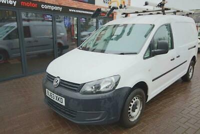 2013 Volkswagen Caddy Maxi 1.6 C20 TDI STARTLINE BLUEMOTION TECHNOLOGY 1d 101