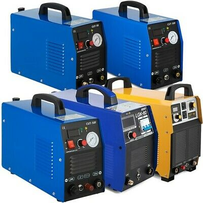 50-100Amp Air Plasma Cutter, Pro. Inverter Plasma Cutting Machine cut 10-40mm