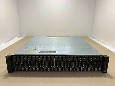 Dell EqualLogic SC4020 Dual 10GB iSCSI-2 Type A 18x 600GB 15K 12G, 6x 960GB SSD