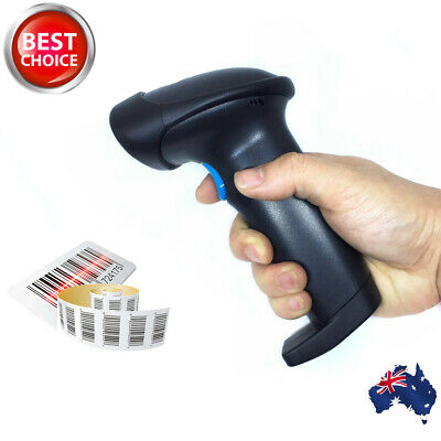Handheld Portable USB Laser Barcode Scanner Bar Code Reader Scan POS Computer