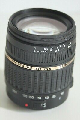 Tamron AF 18-200mm f/3.5-6.3 XR Di II LD Aspherical Macro Lens for Canon FAULTY