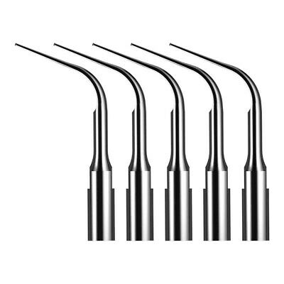 10Z Satelec Perio Dental Ultrasonic Scaler Tip Fit Satelec DTE Handpiece, 5pcs