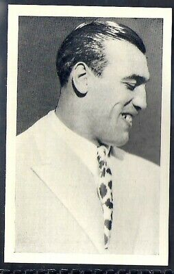 Utc (South Africa)-World Famous Boxers Boxing-#013- Primo Carnera