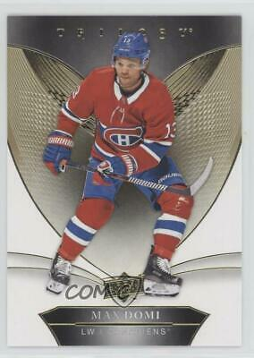 2018-19 Upper Deck Trilogy #47 Max Domi Montreal Canadiens Hockey Card