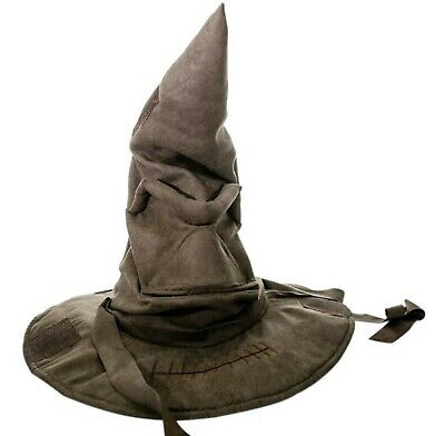 New Harry Potter Sorting Hat   Talking Animatronic toy   Officially Licensed