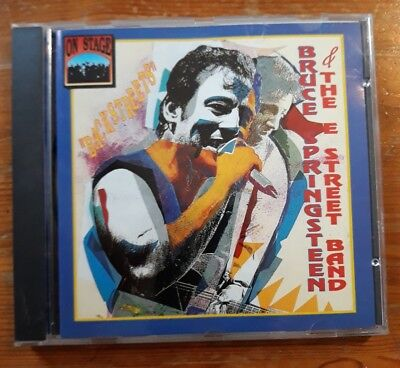 Bruce Springsteen & The E-Street Band - Backstreets CD On Stage CD 12024 live