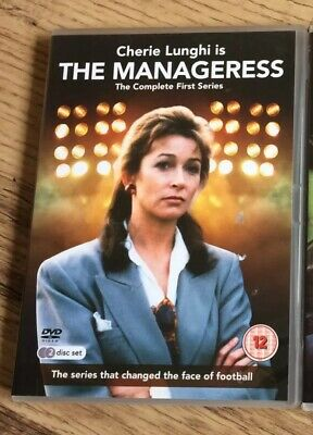 The Manageress..complete Series 1 ..Cherie Lunghi..2 Disc Set