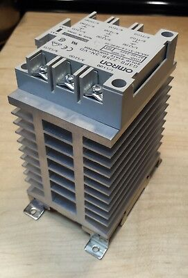 OMRON  G3PB-225B-3N-VD Solid State Contactor